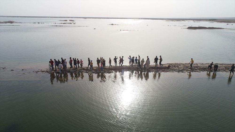 Necef Denizi: Kuraklığın ardından gelen mucize - 32