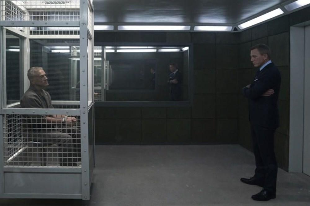 James Bond serisinin 25. filmi No Time To Die'ın dijital platformda yayınlanacağı yalanlandı - 6