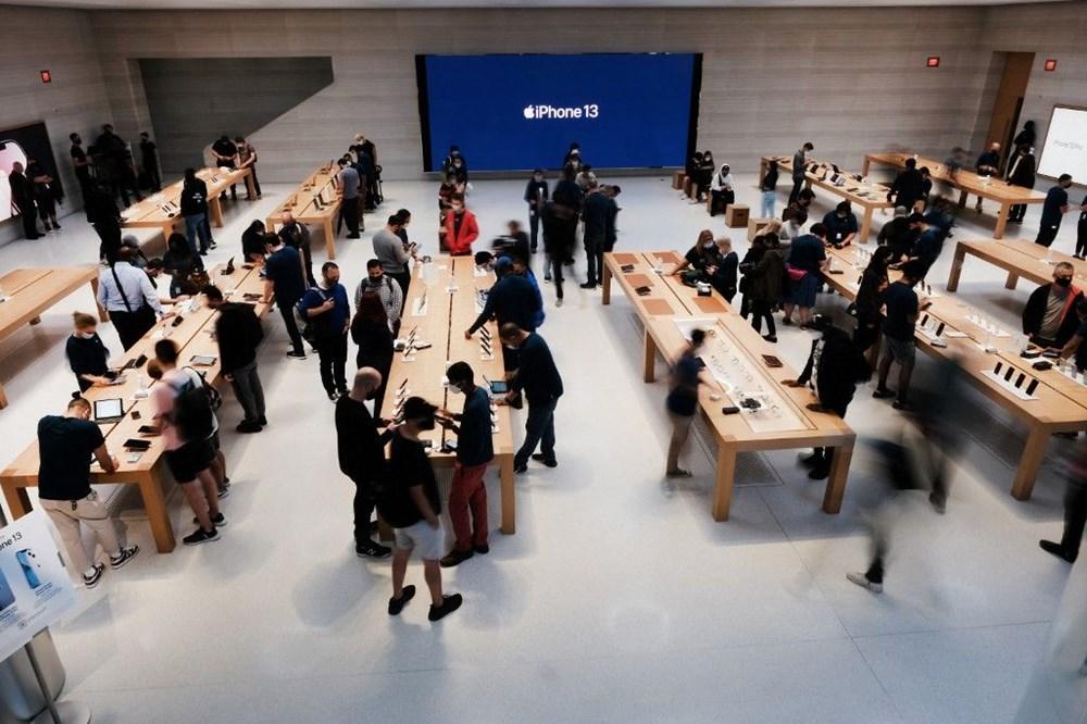 iPhone 13 satışta: Dünyanın dört bir yanında Apple tutkunları yeni iPhone için kuyruğa girdi - 5