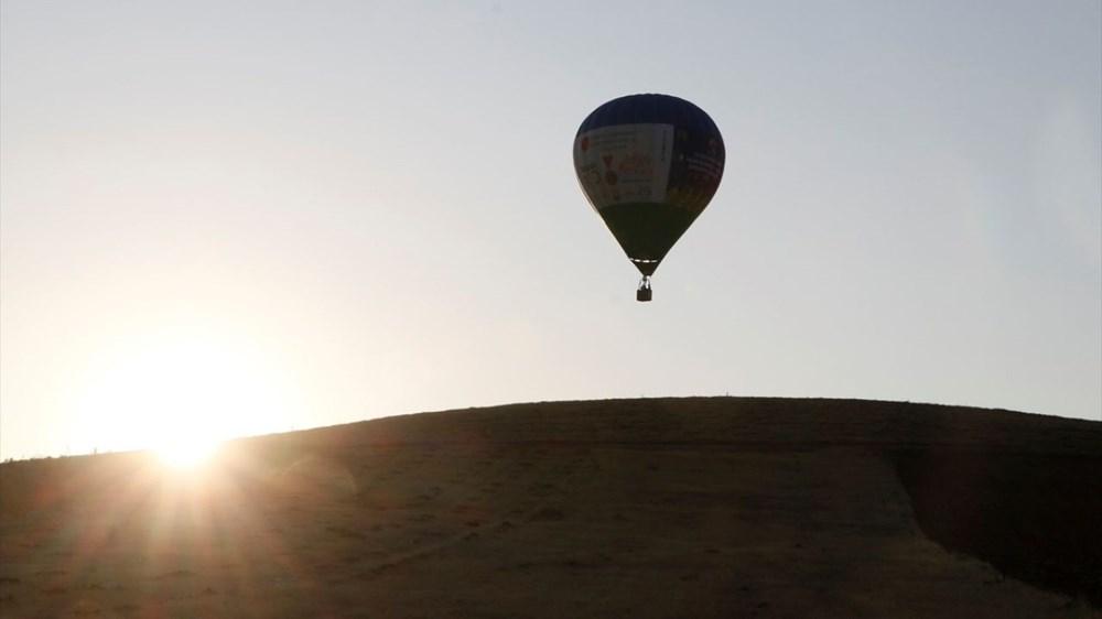 'Tarihin sıfır noktası' Göbeklitepe balonla havadan da gezilebilecek - 7