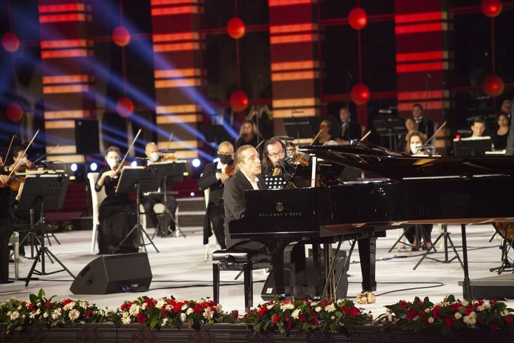 Cumhurbaşkanlığı Külliyesi'nde 15 Temmuz'a özel konser - 6