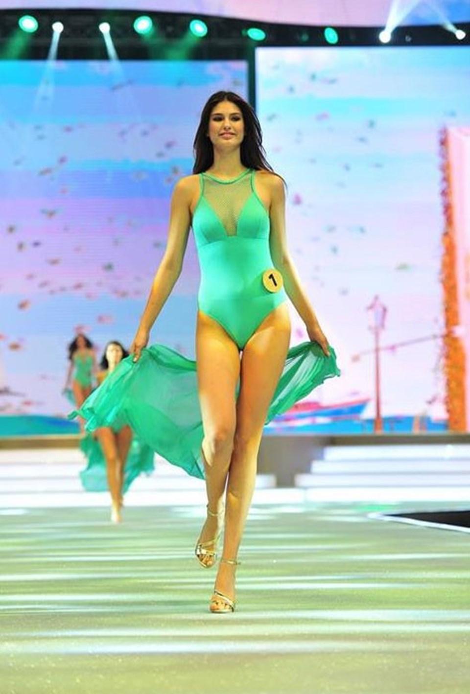 Ecem Çırpan - Elidor Miss Turkey 2015 birinci güzeli