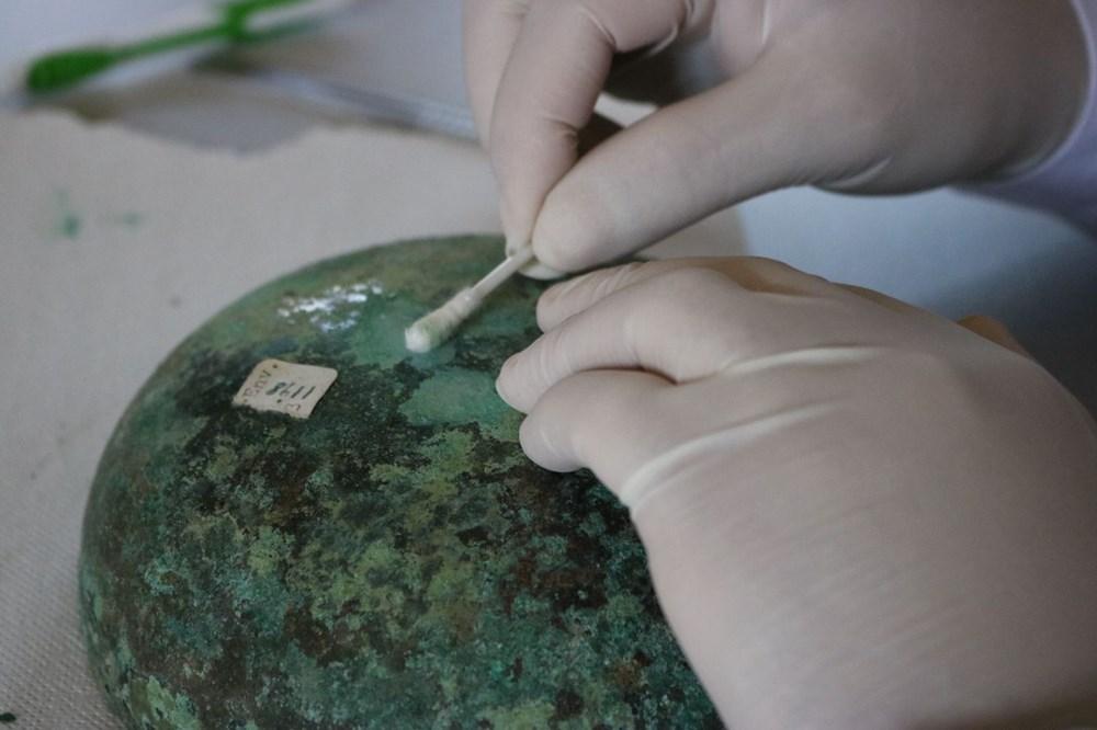 Türkiye'nin tarihi eserleri Diyarbakır'da restore ediliyor - 11