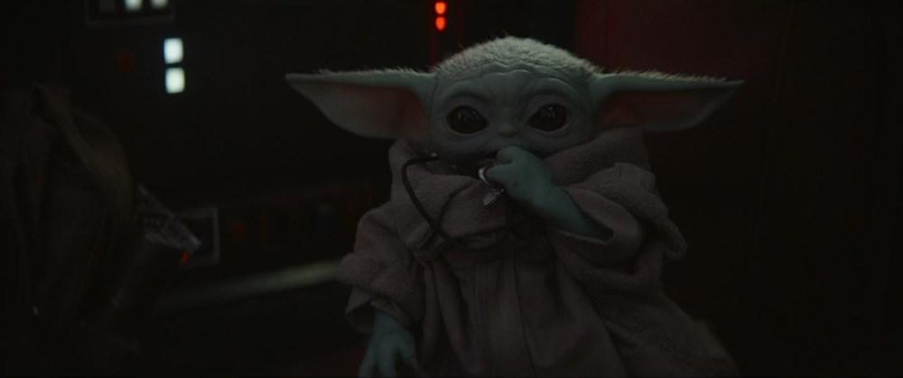 Bebek Yoda, Marvel evreninde - 7
