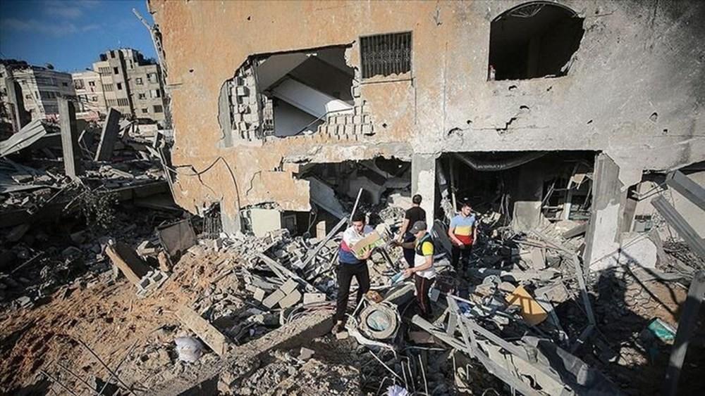Hamas'ın Gazze'de kullandığı tüneller görüntülendi: İsrail'in hedefinde - 29