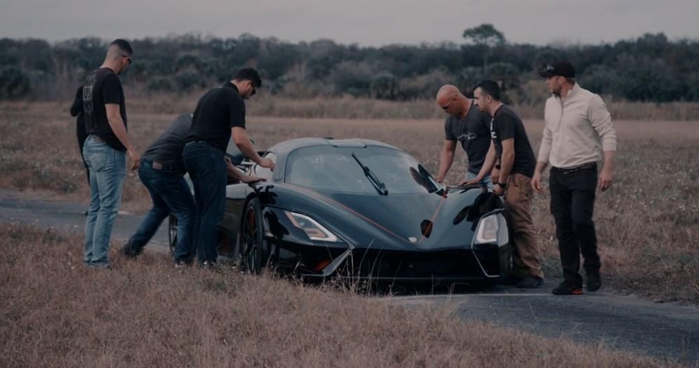 SSC Tuatara, 'Dünyanın en hızlı otomobili' olduğunu kanıtladı - 5