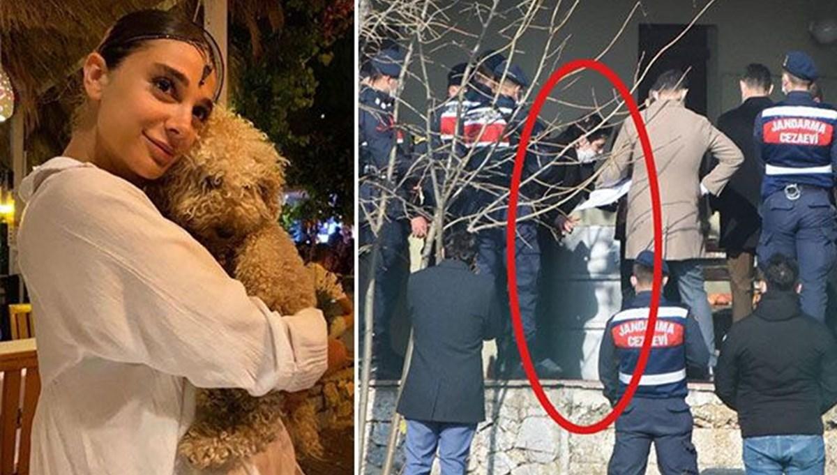 Pınar Gültekin'in öldürüldüğü bağ evinde keşif