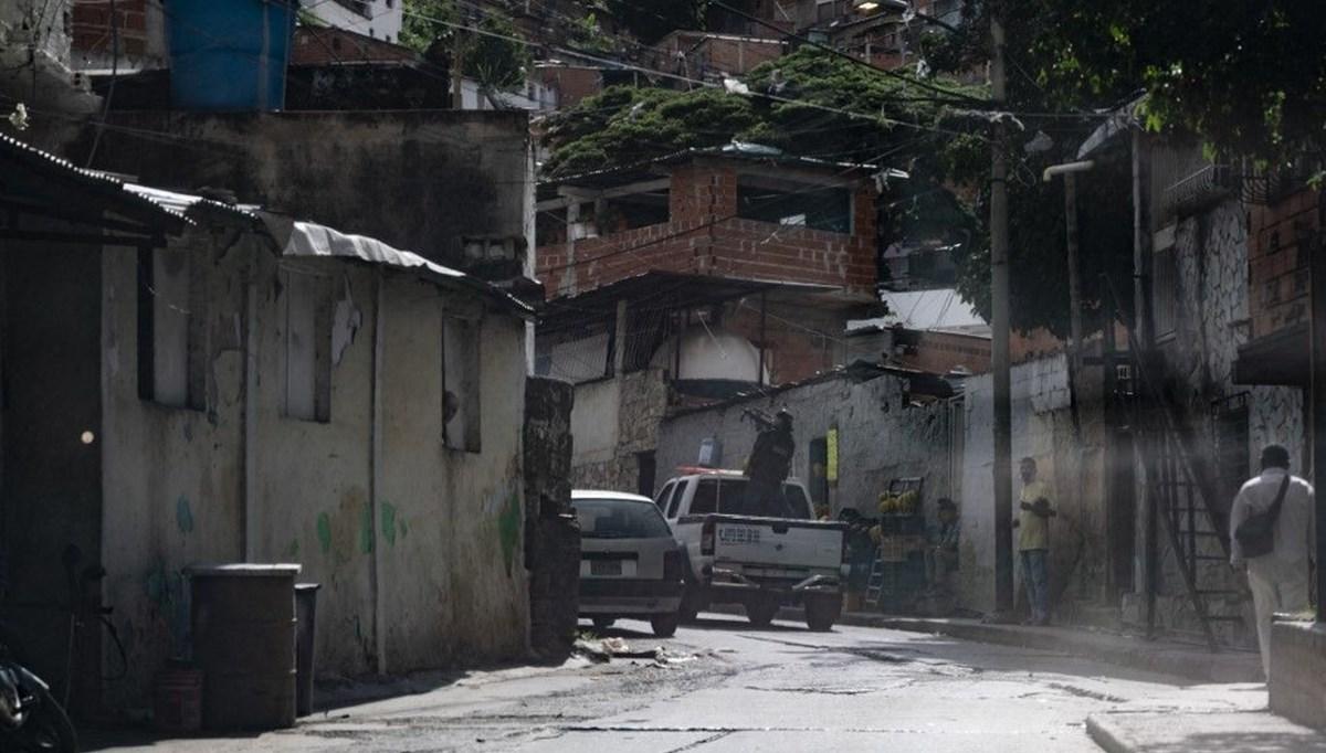 Venezula'da kanlı devriye: 5 ölü, 10 yaralı