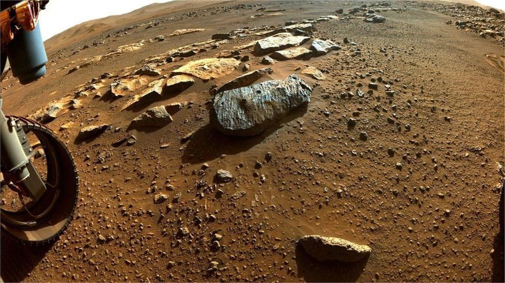 NASA: Mars'tan alınan iki örnek, Kızıl Gezegen'in yaşanabilir olduğunu gösteriyor - 10