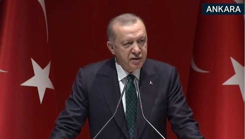 Cumhurbaşkanı Erdoğan'dan normalleşme mesajı