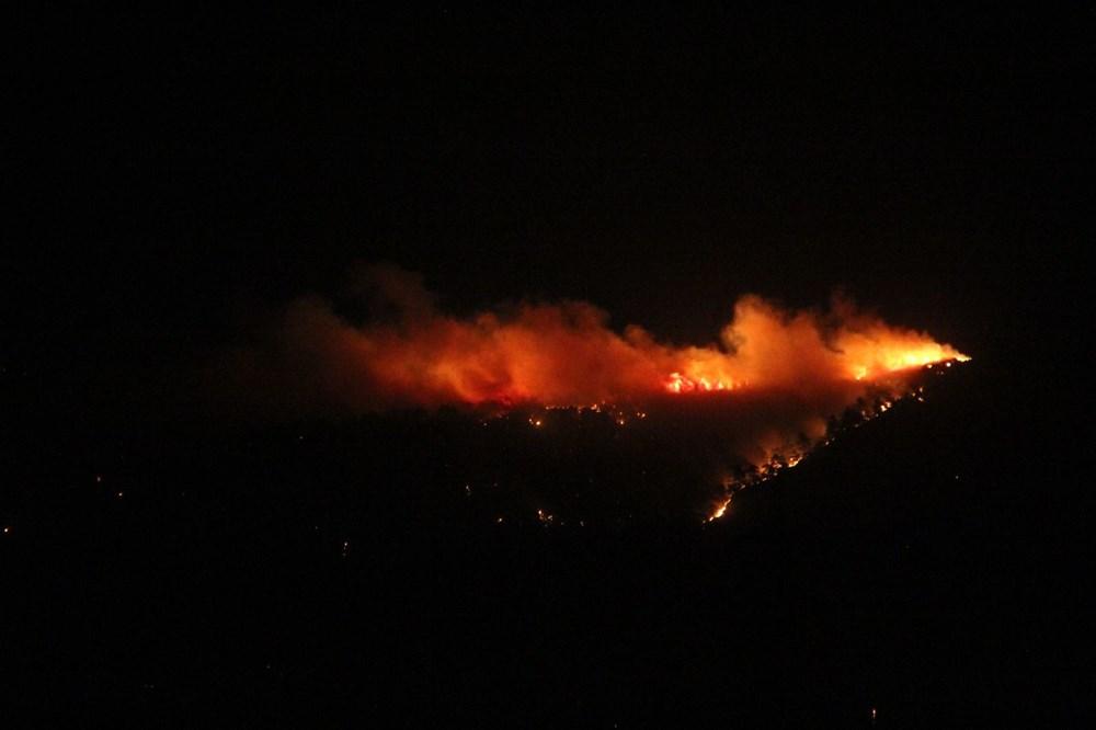 Hatay İskenderun'daki yangın 22 saat sonra kontrol altında - 4