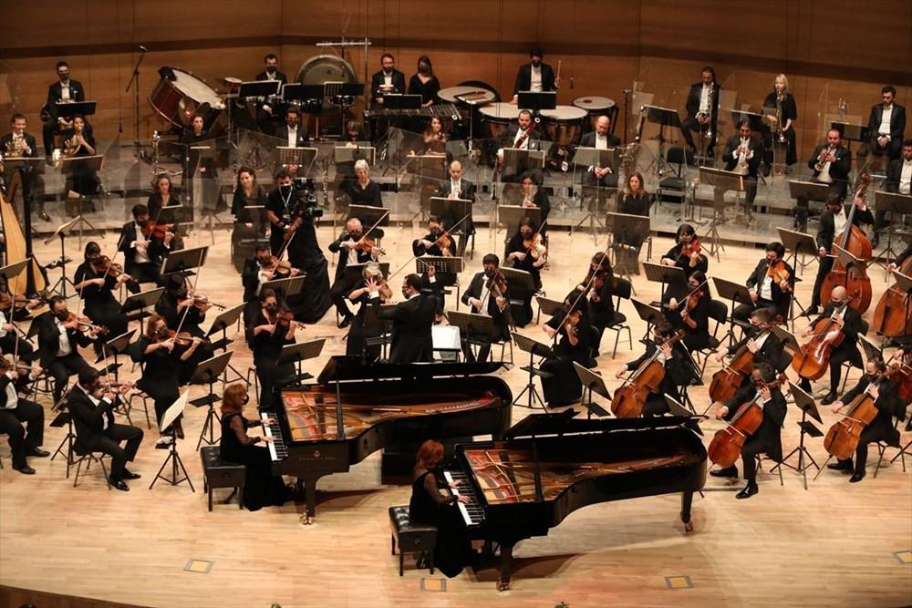 Cumhurbaşkanlığı Senfoni Orkestrası yeni bina açılış konseri - 7