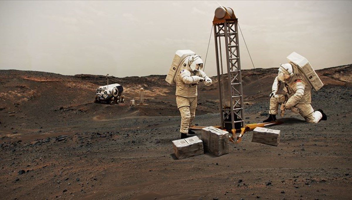 NASA: Uzay yarışı yeniden başlayabilir (Rusya'nın ISS kararı)