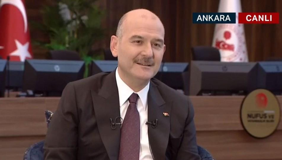 İçişleri Bakanı Süleyman Soylu, NTV'de: İstanbul'da katliam önlendi