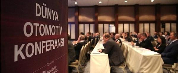 5. Dünya Otomotiv Konferansı WAC 2018, 4-5 Ekim'de İstanbul'da
