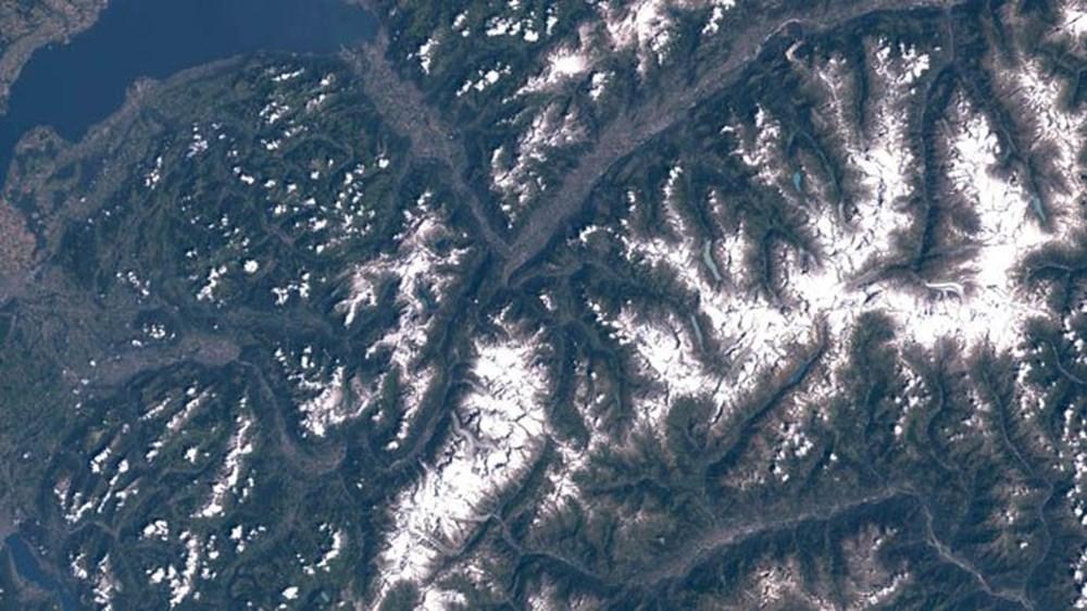 NASA Ankara'dan fotoğraf paylaştı (Astronotların gözünden gezegenimiz) - 29