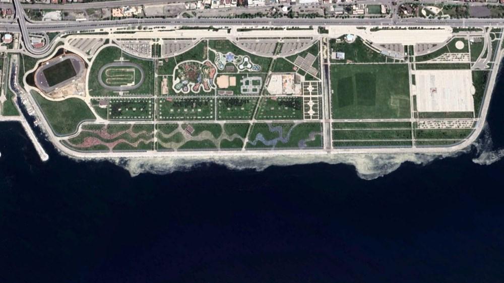 İstanbul'daki müsilaj uzaydan görüntülendi - 6