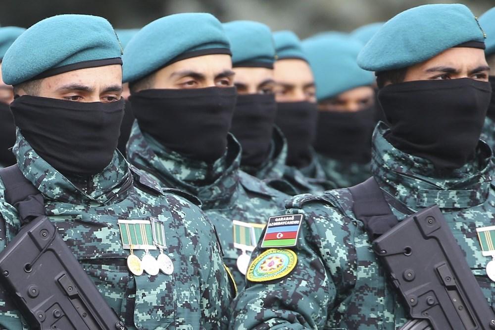 Bakü'de Karabağ zaferi kutlaması - 22