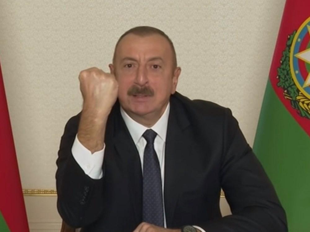 Azerbaycan, Dağlık Karabağ zaferini askeri geçit töreni ile kutlayacak - 8