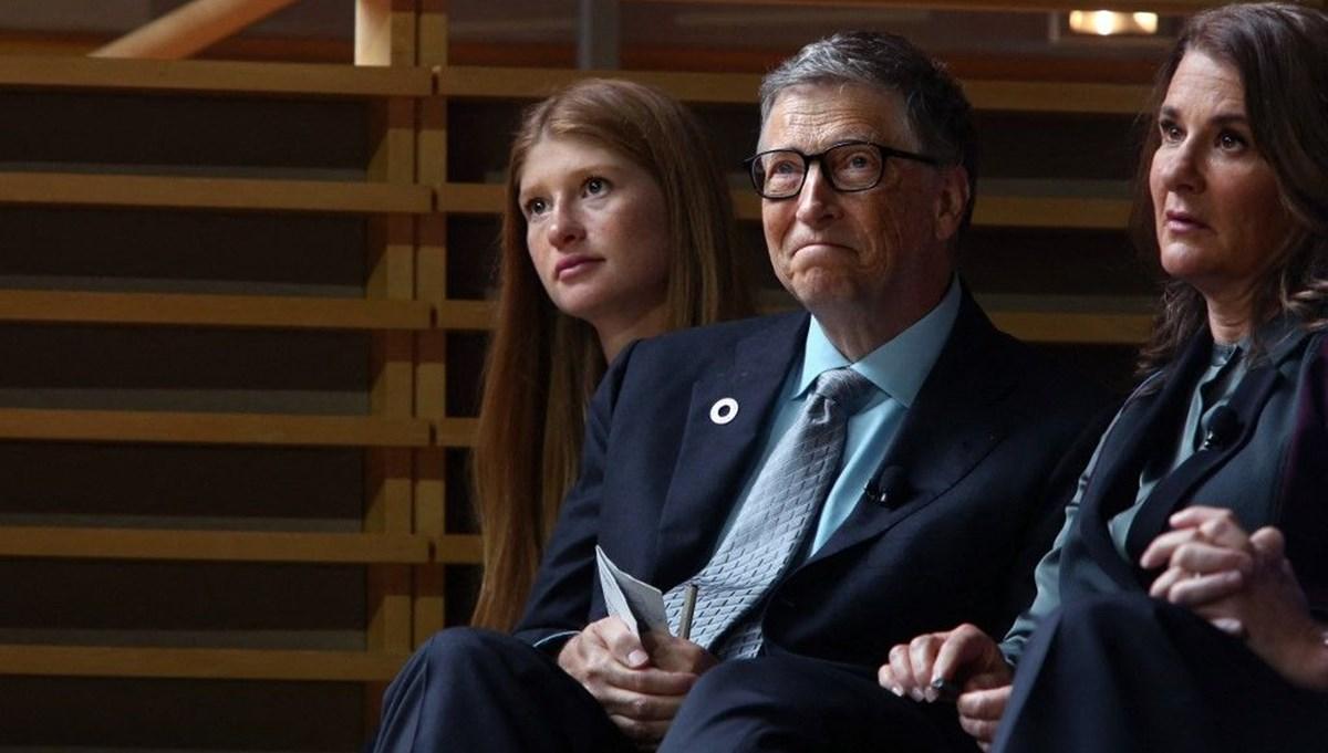 Jennifer Gates'in milyon dolarlık düğününe eleştiri
