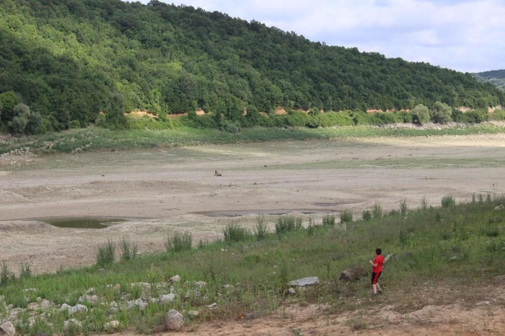 İstanbul'un su ihtiyacını karşılayan Trakya'daki barajlar kurudu - 18
