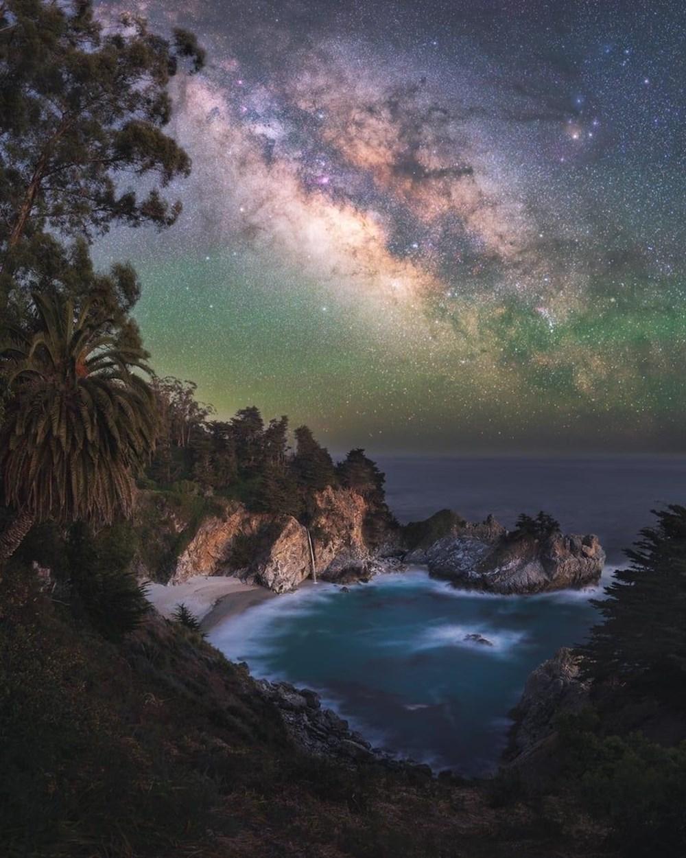 İşte Yılın Samanyolu Fotoğrafları yarışmasının kazananları - 14