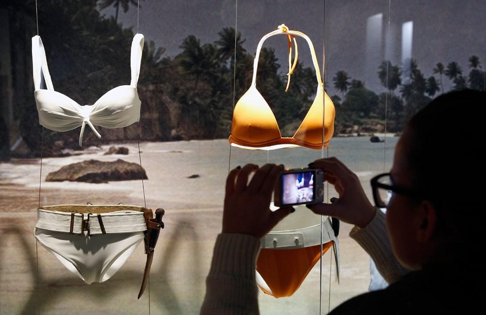 Ursula Andress'in James Bond bikinisi 500 bin dolara satılıyor - 5
