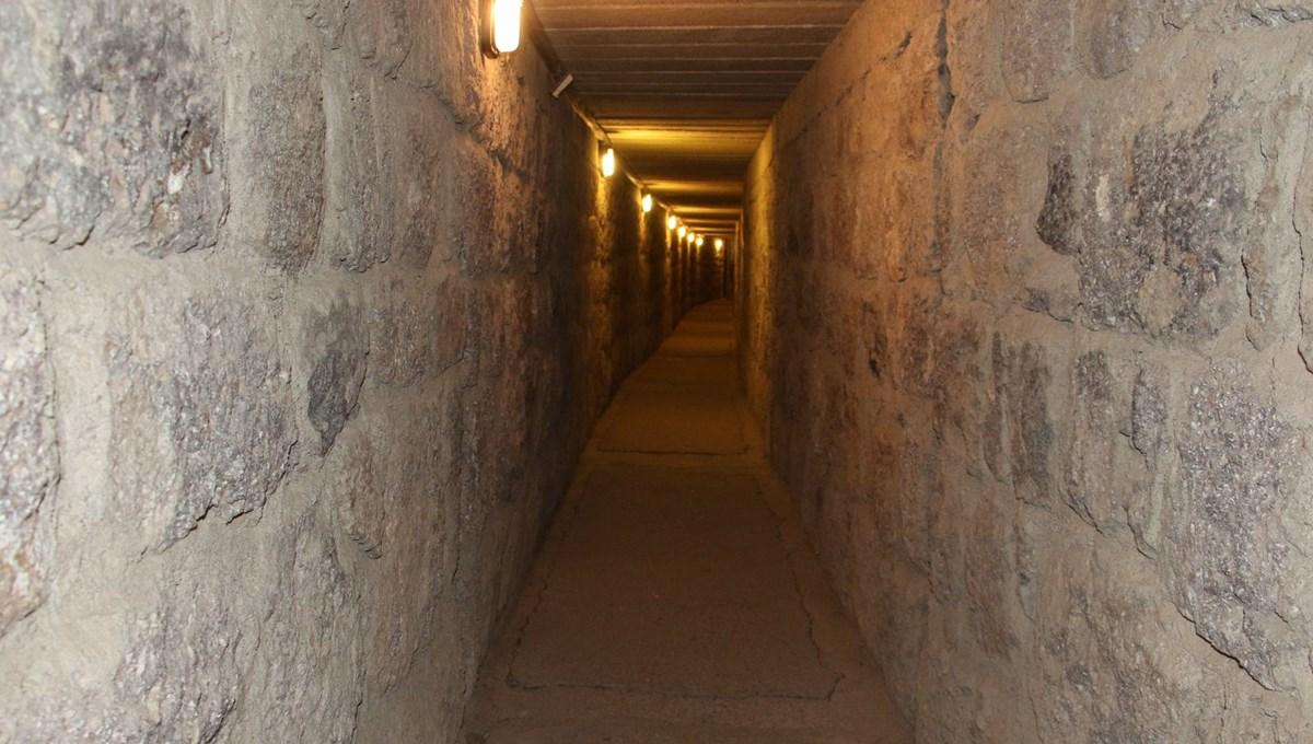 Ankara'nın binlerce yıllık gizemli piramitleri