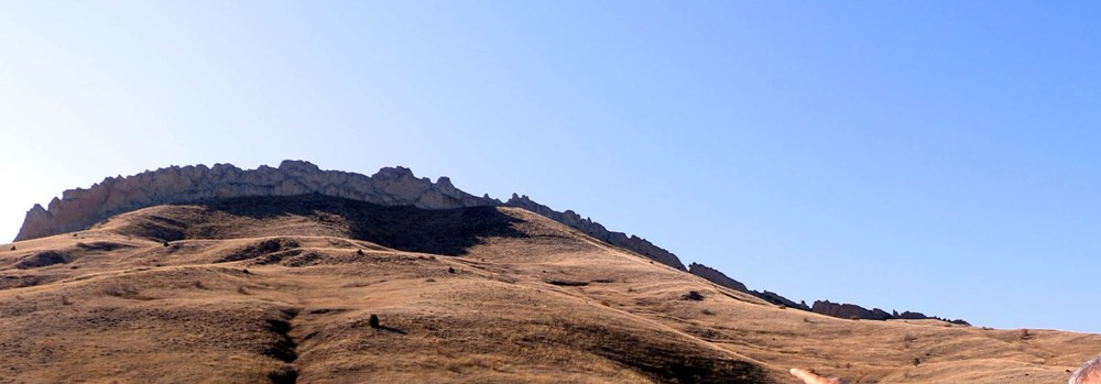 This is Sivas, not China!  It's called the 'Natural Great Wall of China' - 15