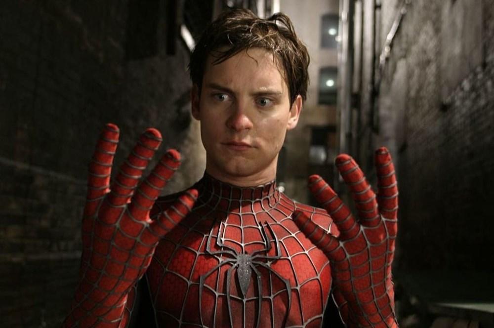 3 Örümcek Adam (Spider-Man) aynı filmde buluşuyor - 3