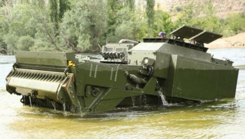 Dijital birliğin robot askeri Barkan göreve hazırlanıyor (Türkiye'nin yeni nesil yerli silahları) - 201