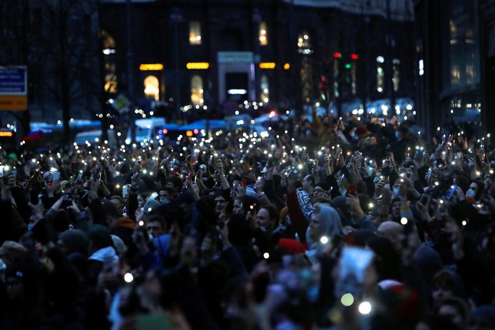 Rusya'da Navalny protestoları: Bin 700'den fazla kişi gözaltına alındı - 21