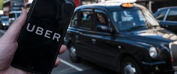 Softbank Uber'in yüzde 17'sini 9 milyar dolara almak için anlaştı