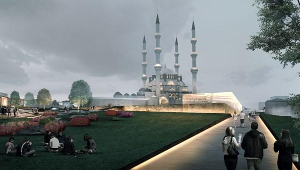 Mimar Sinan'ın ustalık eseri, Selimiye Camii 37 yıl sonra restore ediliyor