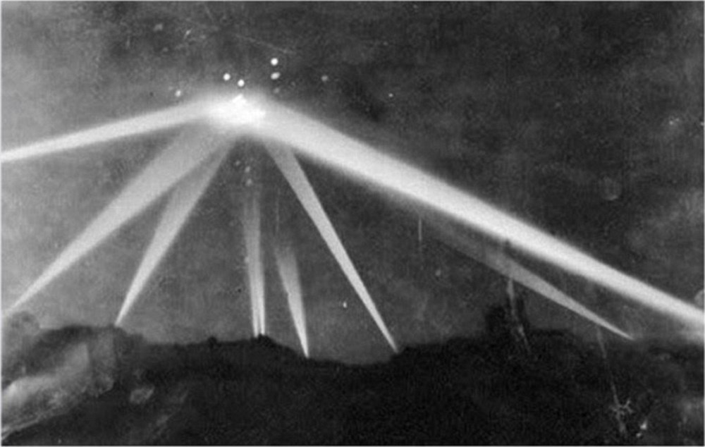 Pentagon'dan 'UFO' raporu (Savaş pilotunun çektiği fotoğraf sızdı) - 14