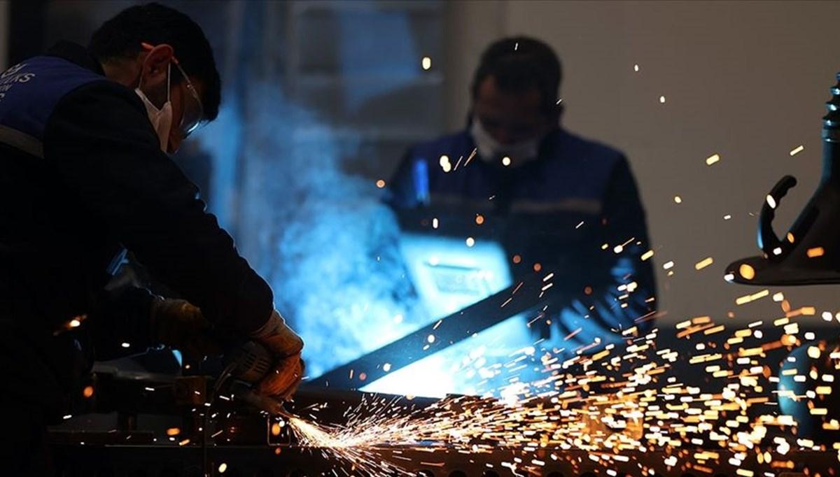 İSO Türkiye İmalat PMI şubatta 51,7'ye geriledi
