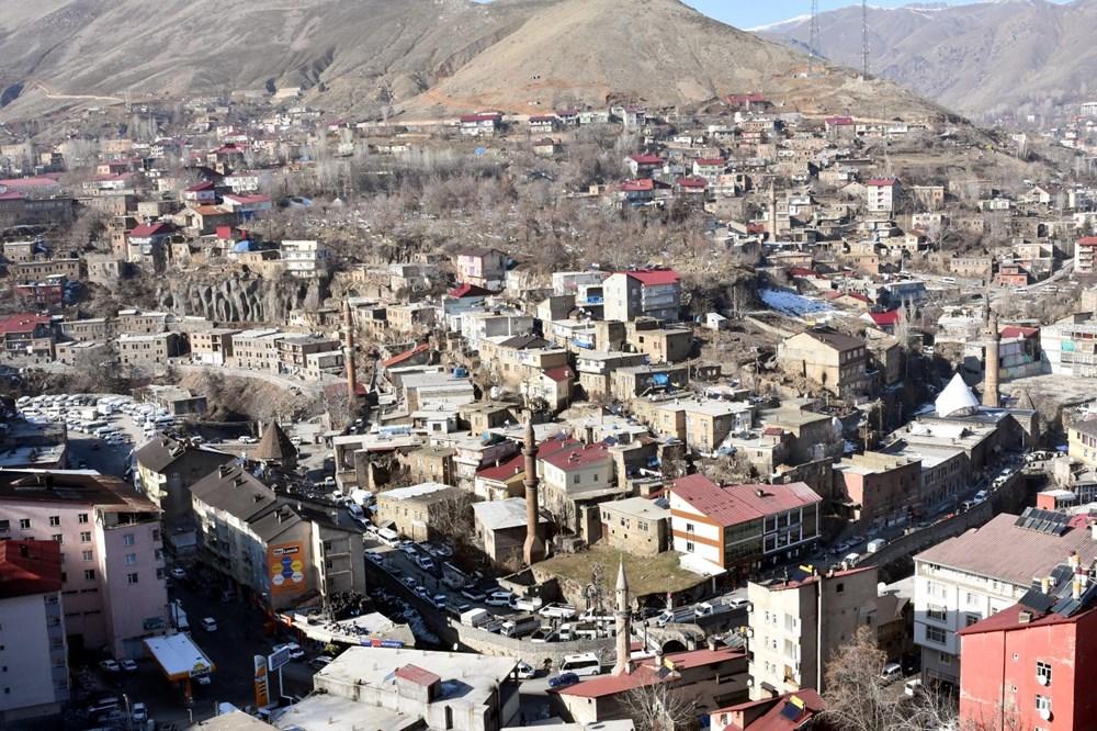 2 yıl önce 9 metre kar tutan Bitlis'te en kurak kış yaşanıyor - 7