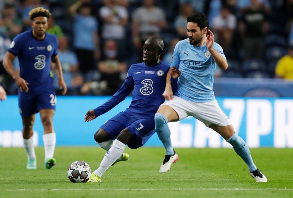 Şampiyonlar Ligi'nde şampiyon Chelsea - 2