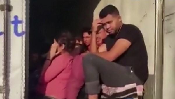 Meksika'da havasızlıktan boğulmak üzere olan 62 göçmenkurtarıldı