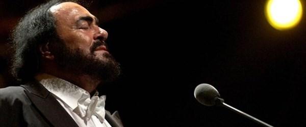 Luciano Pavarotti anıldı
