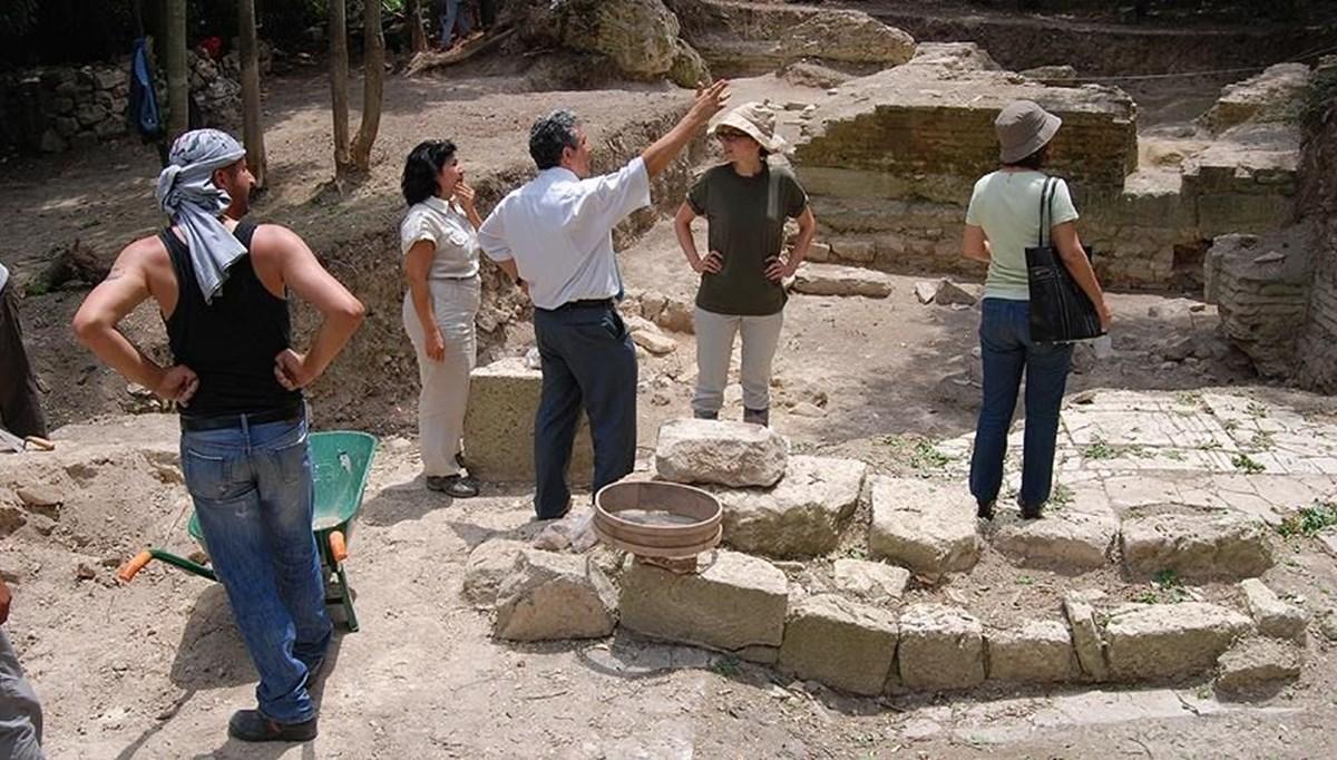 İstanbul'daki Bathonea kazılarında yeni bulgu