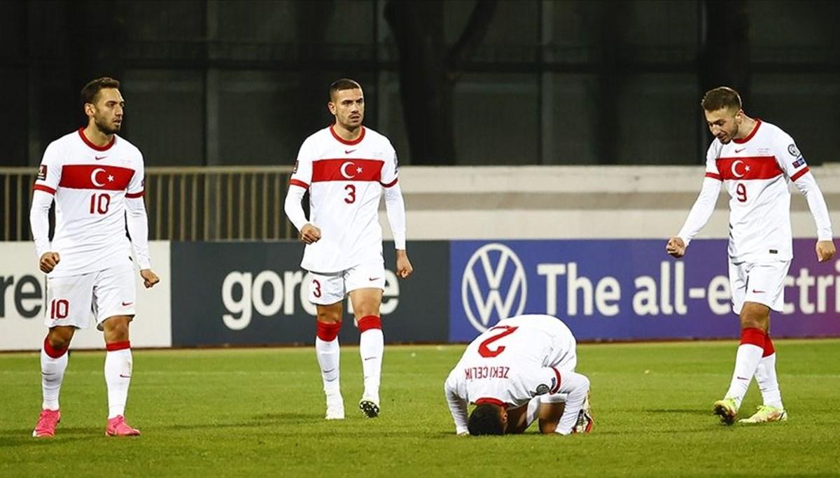 Letonya-Türkiye maçı Alman basınında: 9 şiddetinde bir drama