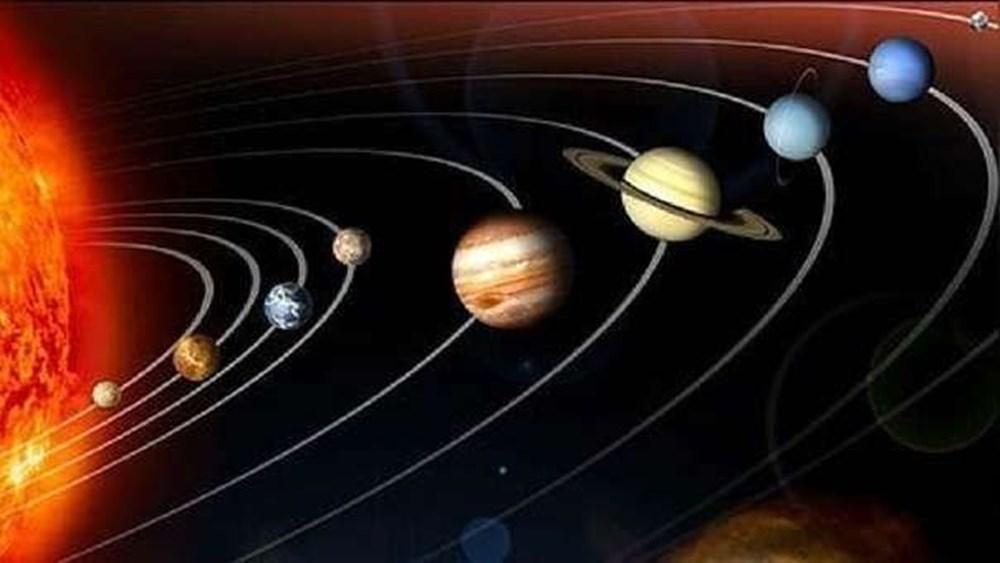 Venüs neden saat yönünde dönüyor? (İlginç bilgiler) - 113
