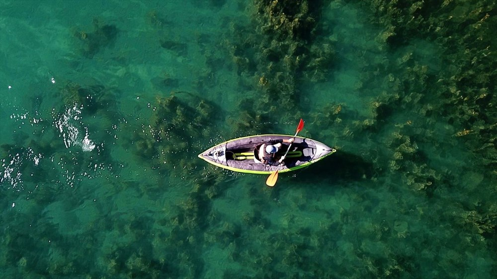 'Türkiye'nin en büyük krater gölü' Nemrut ziyarete açıldı - 8