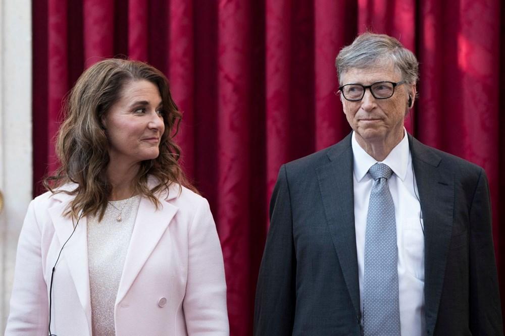 Bill Gates'in boşandığı eşine verdiği para 3 milyar doları geçti - 3