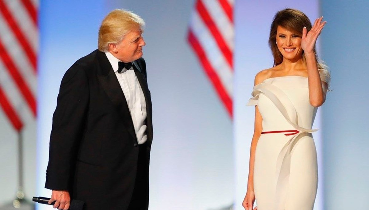 Melania Trump'a hiçbir dergi kapağı teklifi gelmemesine Donald Trump isyan etti