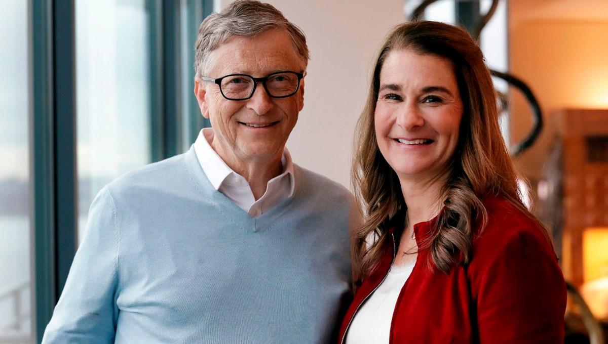 Bill Gates'in boşandığı eşine verdiği para 3 milyar doları geçti