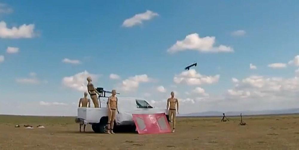 Türkiye'nin insansız deniz aracı sürüsü göreve hazırlanıyor (Türkiye'nin yeni nesil yerli silahları) - 7