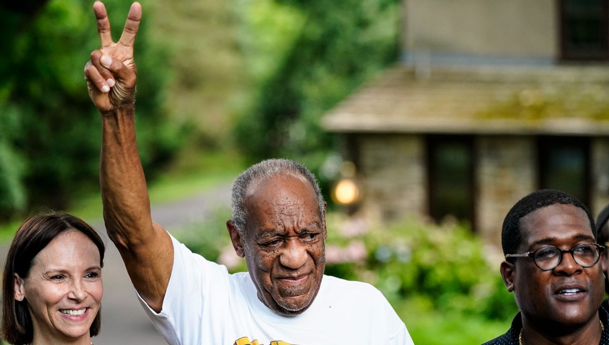 Tecavüz suçlusu oyuncu Bill Cosby cezaevinden tahliye edildi