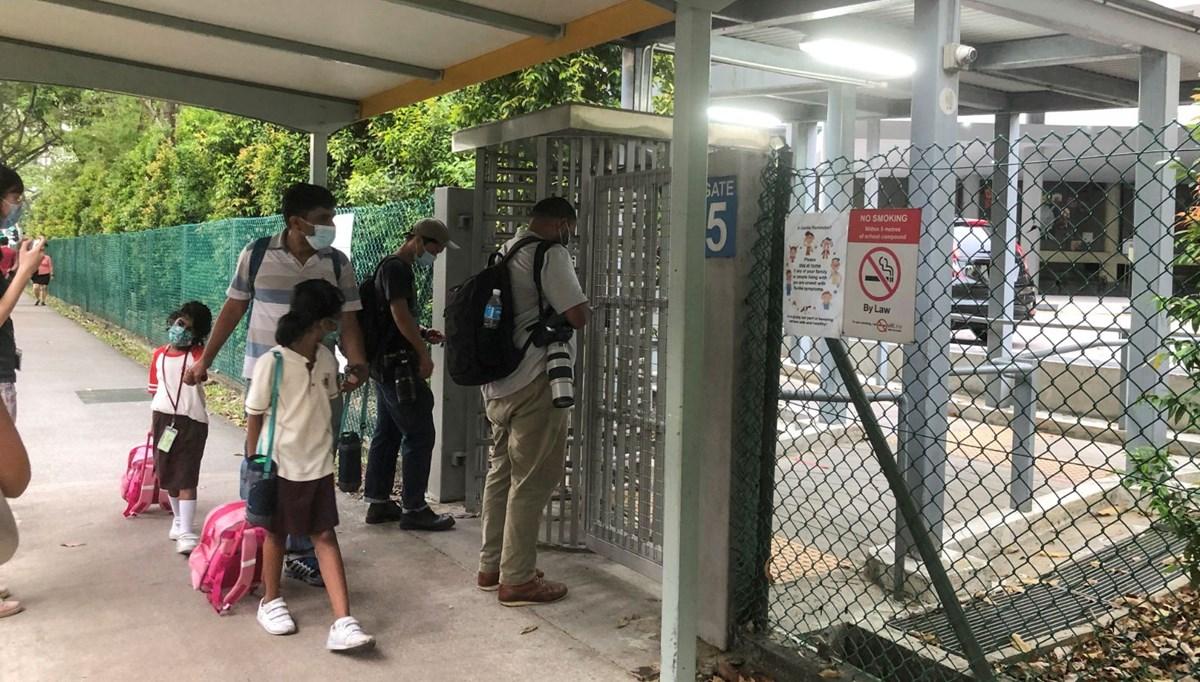 Singapur'da 16 yaşındaki öğrenci, 13 yaşındaki çocuğu öldürmekle suçlandı